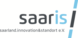 Logo saar is-Saarland innovation & Standort e.V.